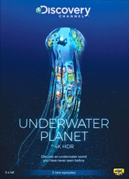 UNDERWATER PLANET 4K HDR (2017)